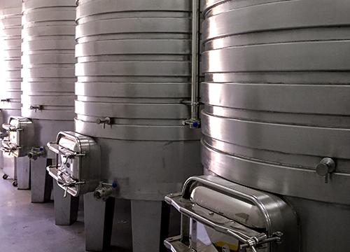 Cubas micro-fermentación